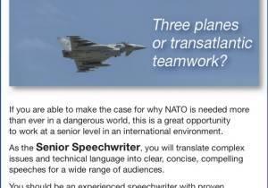 Storytelling for NATO