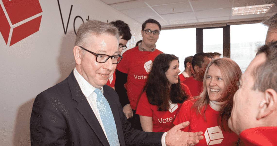 Gove Vote Leave